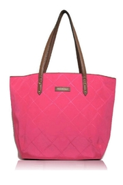 Vera Bradley Rose Preppy-Poly Tote - Product Mini Image