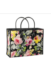 Anna Griffin Rose Ribbon Tote Bag - Front cropped