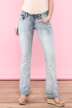 Shoptiques Product: Light Wash Denim