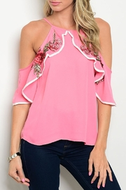 Palacio Rose Ruffles Blouse - Product Mini Image
