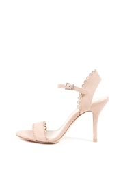 Pelle Moda Rose Scalloped Sandal - Product Mini Image
