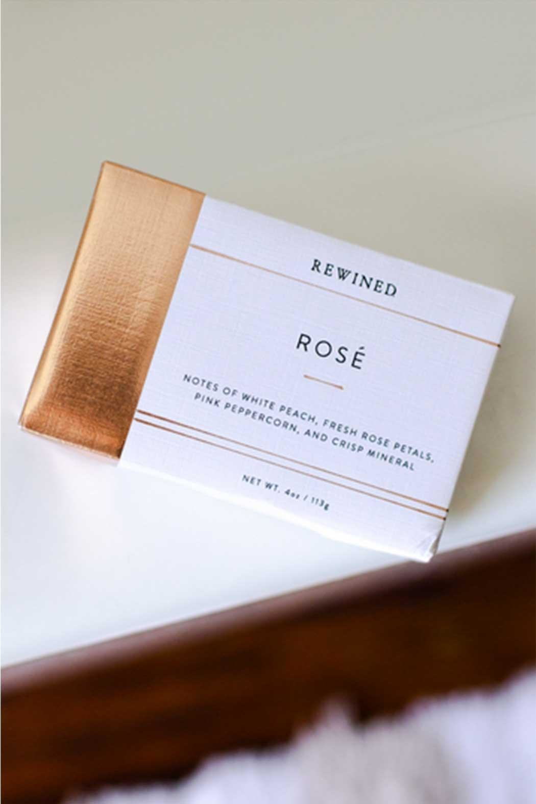 Rewined Rose' Soap - Main Image