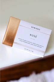 Rewined Rose' Soap - Front cropped
