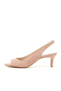 Pelle Moda Rose Suede Slingback - Product List Image