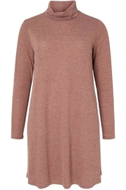 JUNAROSE Rose Sweater Dress - Front cropped