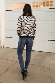 Mystree Rose Sweater - Front full body