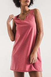z supply Rose Tank Dress - Product Mini Image