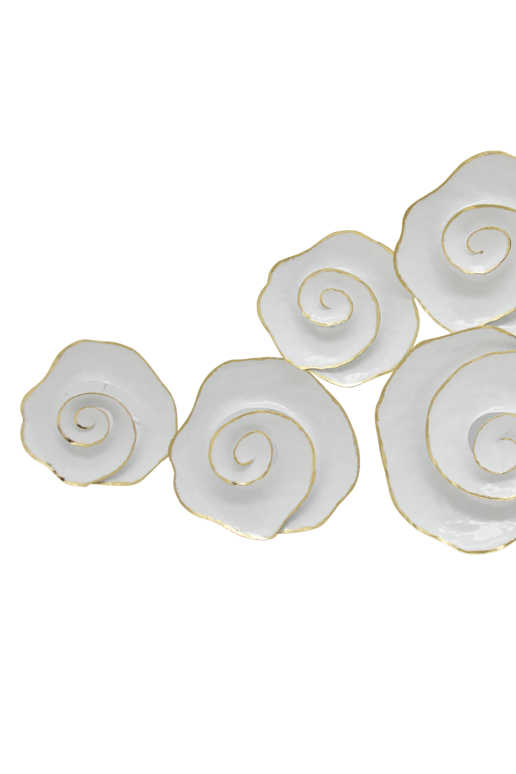 Sagebrook Home ROSE WALL DECOR - Front Full Image