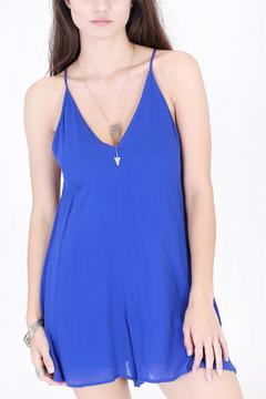 Shoptiques Product: Blue Marilyn Romper