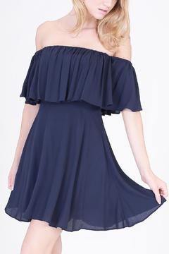 Shoptiques Product: Margarita Navy Dress