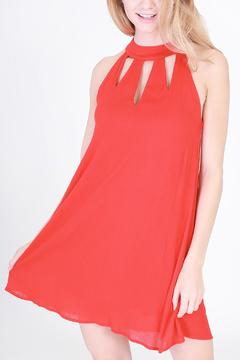 Shoptiques Product: Red Tina Dress