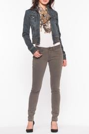 Shoptiques Product: Rubberband Stretch Jeans