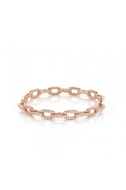 OMG Blings Rosegold Chain Bangle - Product Mini Image