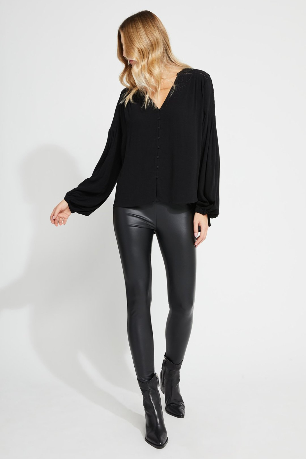 Gentle Fawn Rosemarin Top - Front Full Image