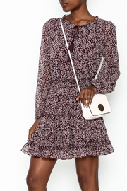 Rebecca Minkoff Rosemary Leopard Dress - Product Mini Image