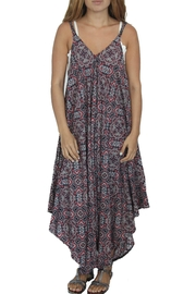 Rosemary Collective Kaleidoscope Jumpsuit - Product Mini Image