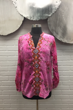 The Nu Vintage Roses Blouse - Product List Image
