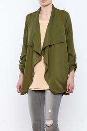 Rosette Olive Jacket - Product Mini Image