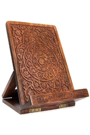 Matr Boomie Rosewood Tablet/book Stand - Product Mini Image