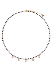 Tess + Tricia Rosie Beaded Necklace - Front cropped