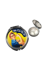 Trixie & Milo Rosie Do It Pill Box - Front cropped