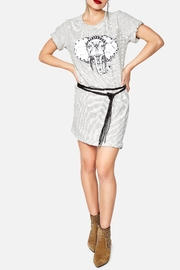 Lauren Moshi Rosie Elephant Dress - Front full body
