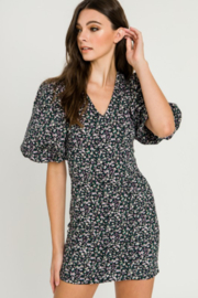 Endless Rose Rosie Floral Dress - Product Mini Image