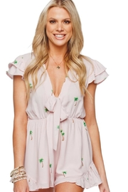 Buddy Love Rosie Island Romper - Front cropped