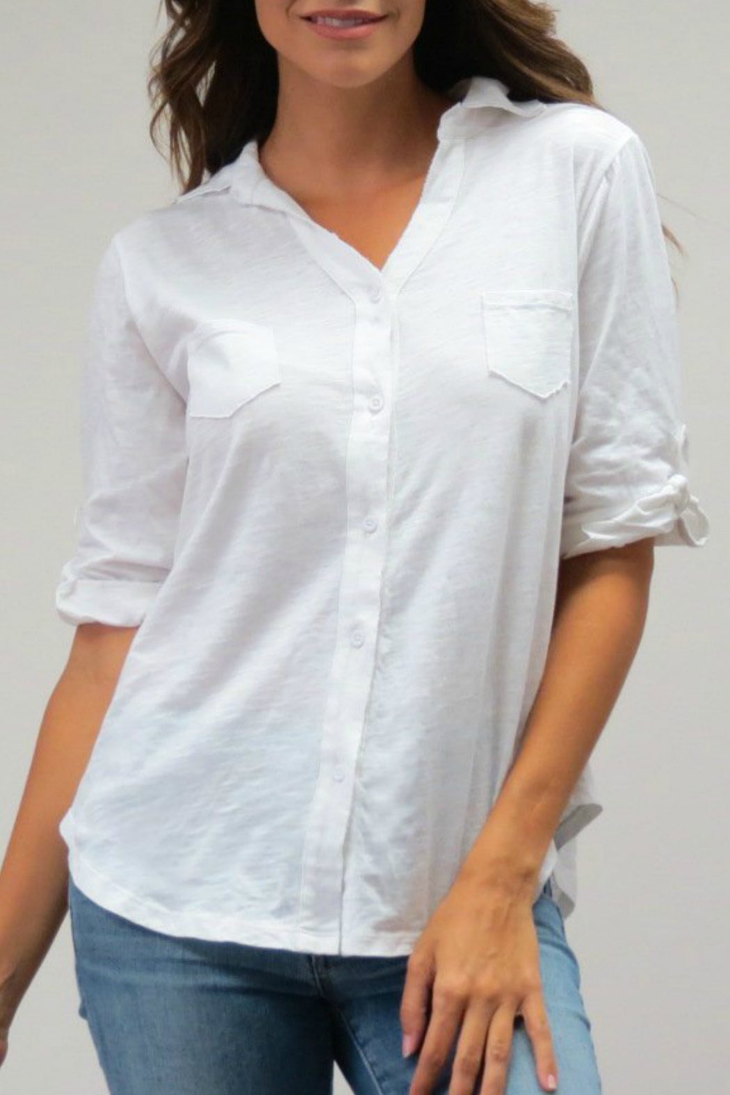 Caite Rosie shirt - Front Cropped Image