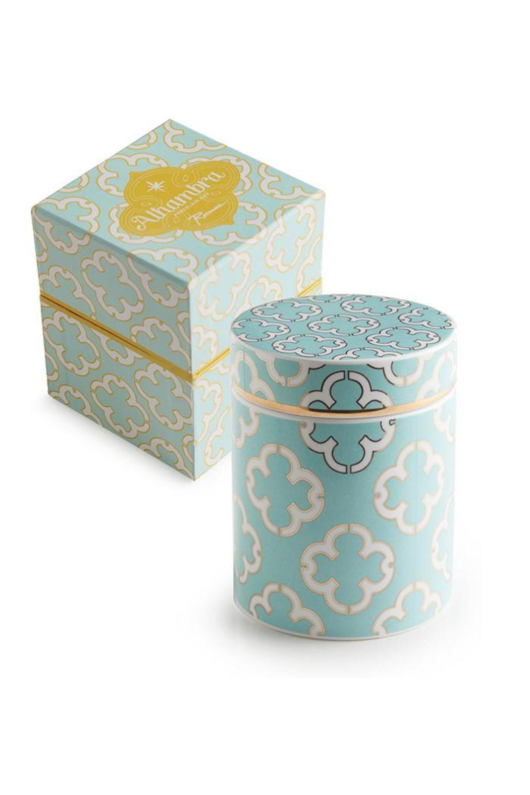 Rossanna alhambra small vessel from florida by loverich for Alhambra decoration