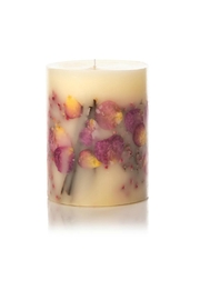 Rosy Rings Apricot Rose Candle - Product Mini Image