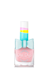 Little Lady Rosy Ruffles Scented Nail Polish - Front cropped