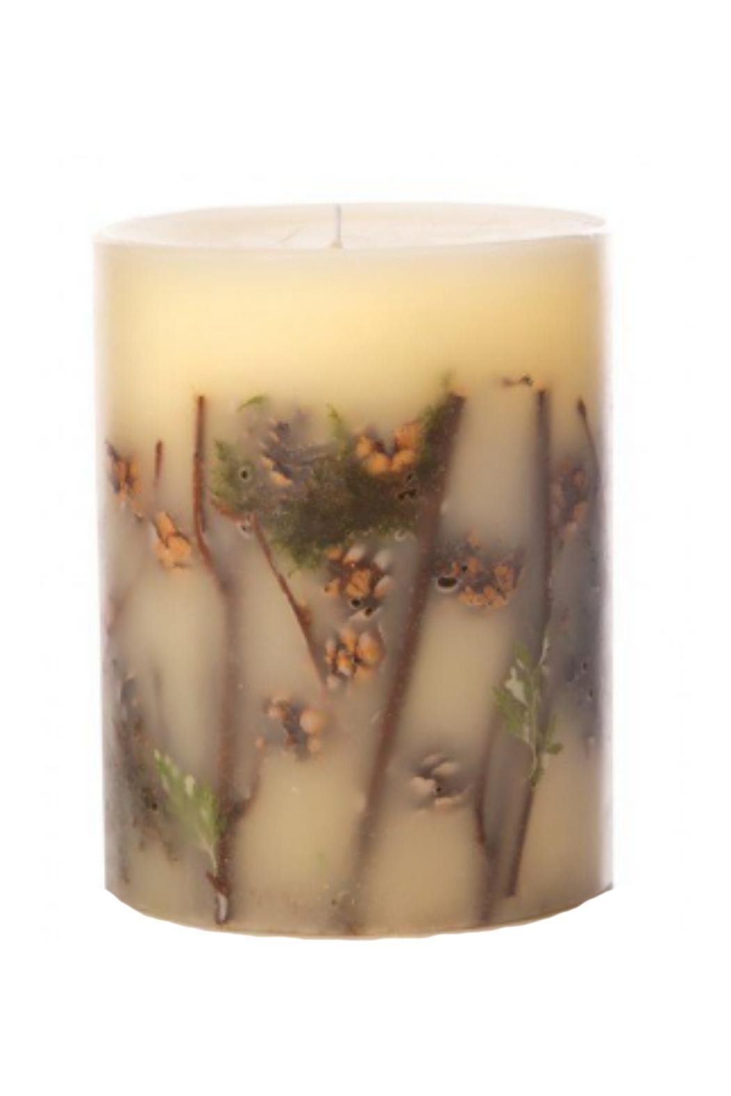 Rosy Rings Forest Botanical Candle - Main Image