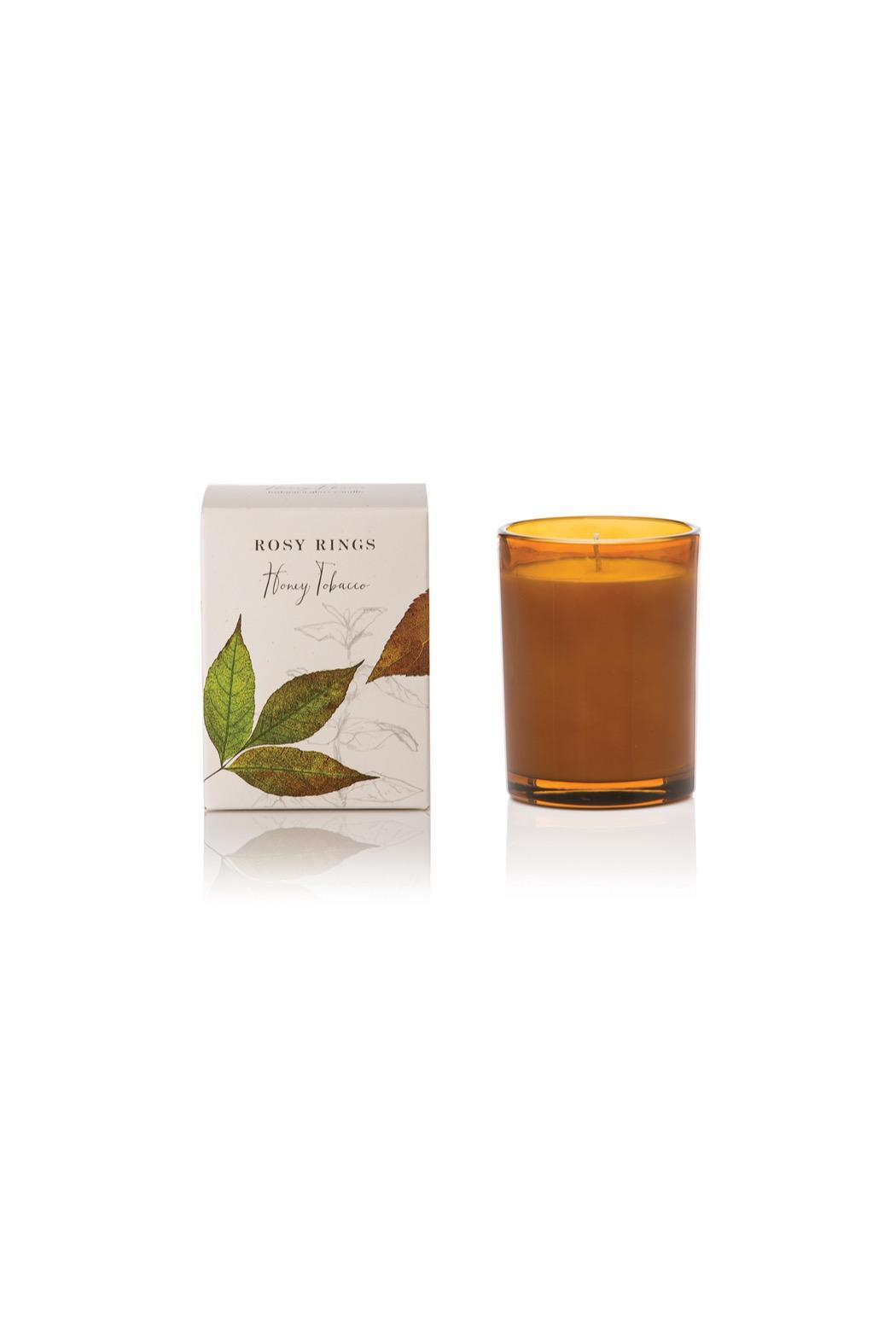 Rosy Rings Honey Tobacco Candle - Main Image