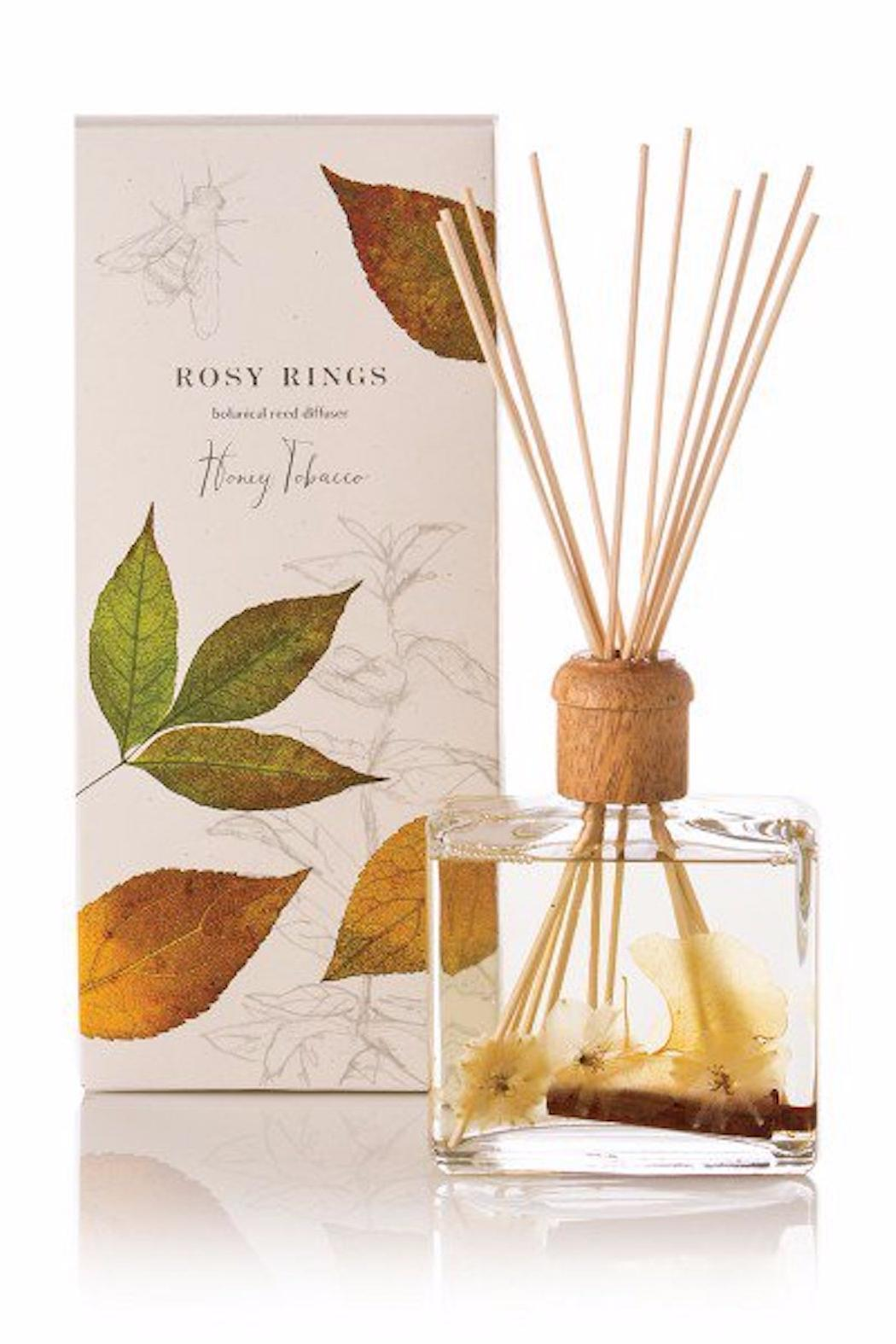 Rosy Rings Honey Tobacco Diffuser - Front Cropped Image