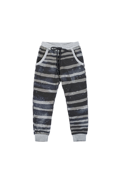 Paper Wings Rough Stripe Classic Trackies - Product List Image