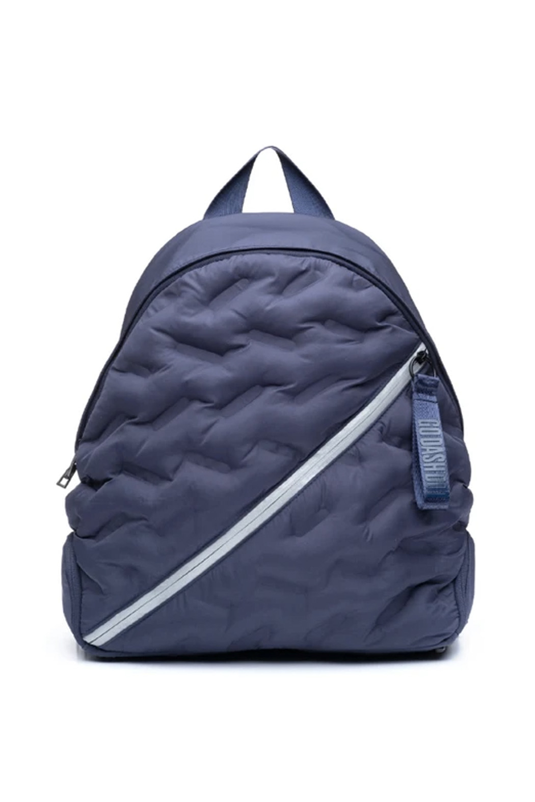Go Dash Dot Round Backpack - Front Cropped Image