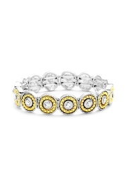 Wild Lilies Jewelry  Round Beaded Bracelet - Front cropped