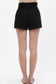 Love Tree  Round Buckle Shorts - Front full body