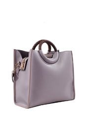 Isabelle Round Handle Bag - Front cropped