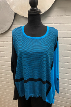 Shoptiques Product: Round Neck lightweight sweater