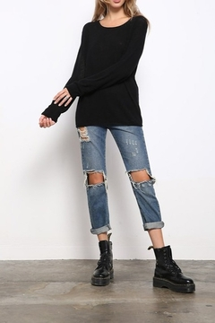 Mittoshop ROUND NECK SWEATER - Alternate List Image