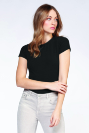 Dex Round Neck Tee Bodysuit - Product Mini Image