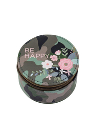 Karma Round Travel Case - Front cropped