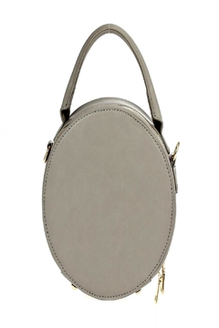 Shoptiques Product: Round Vegan Crossbody-Bag