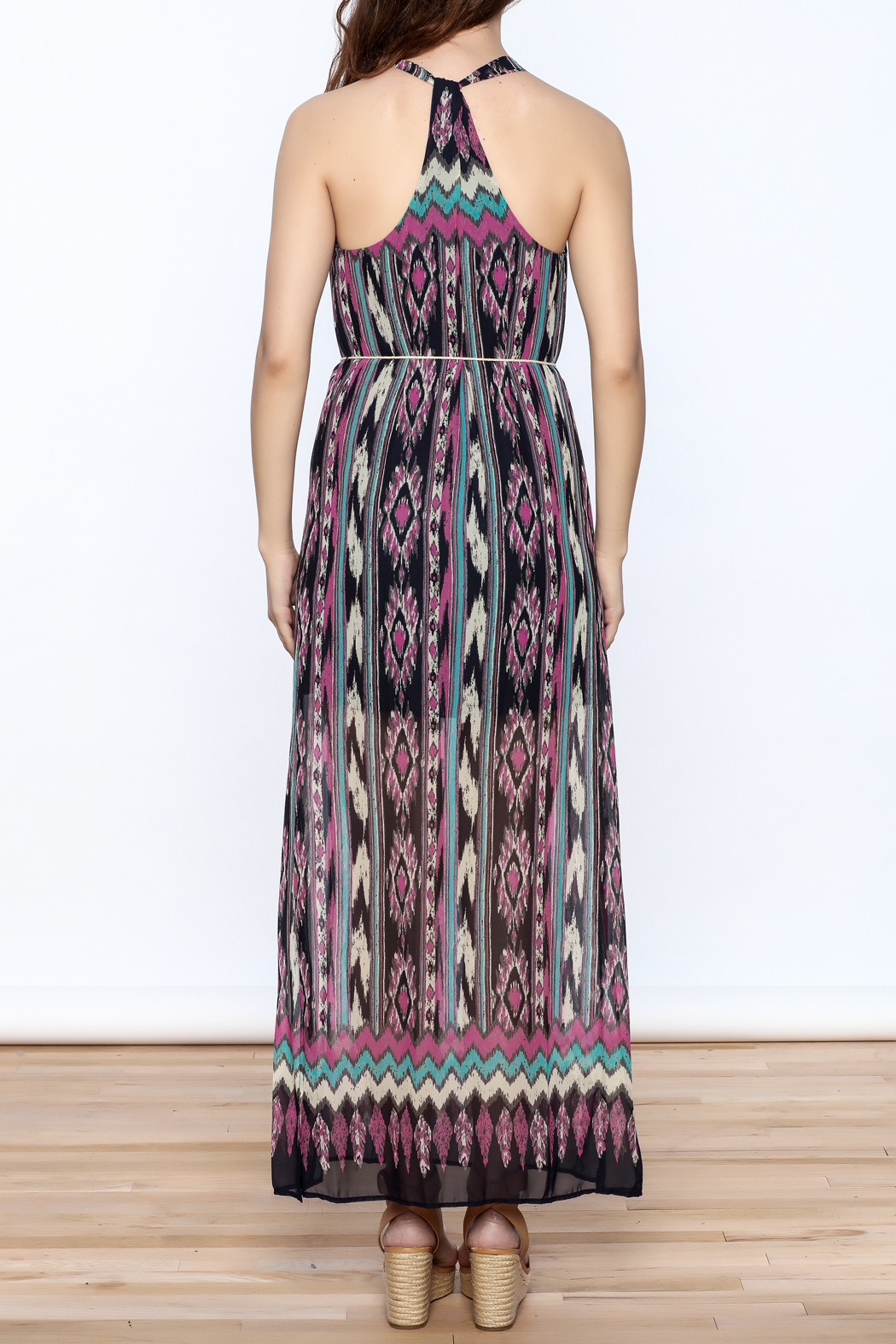 Rousseau Tribal Maxi Dress from Long Island by EPIC Stores ...