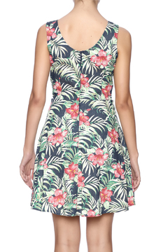 Route 3 Tropicana Chambray Dress - Alternate List Image