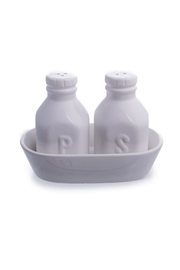 Roux Brands Salt/pepper Shakers - Product Mini Image