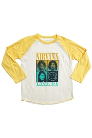 Rowdy Sprout Nirvana Raglan - Product Mini Image