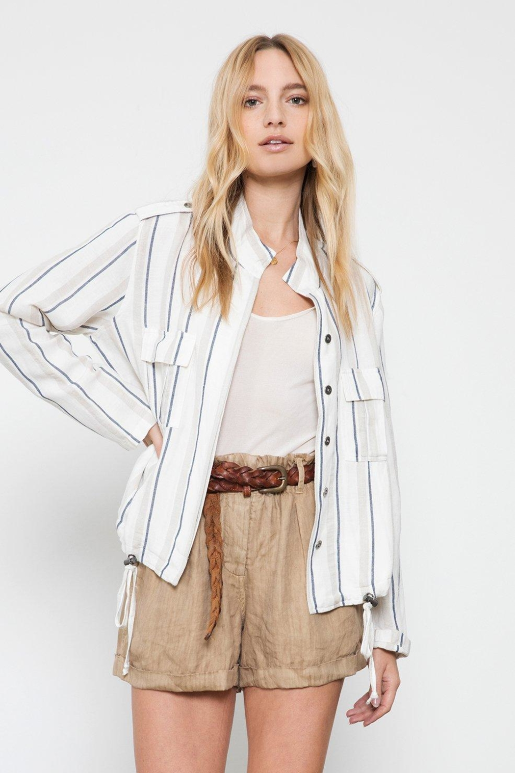 Rails Rowen Jacket - Front Cropped Image